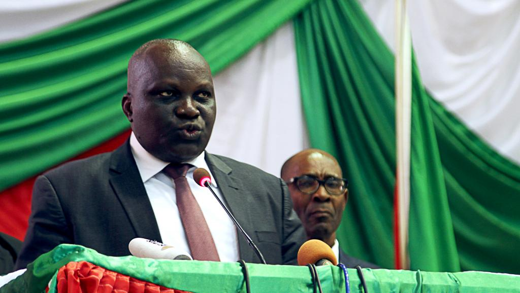 Burundi: le parti CNDD-FDD en ordre de bataille autour de Pierre Nkurunziza