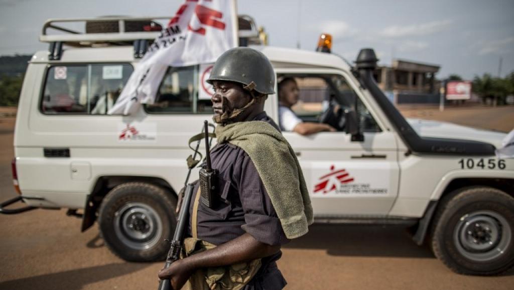 Un chauffeur de Médecins sans frontières abattu en RCA