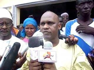 Abdoulaye Elimane Dia, maire de Demette: «Nous avons décidé de concrétiser les idéaux de développement de l'île à Morphil qui cadrent avec le PSE »