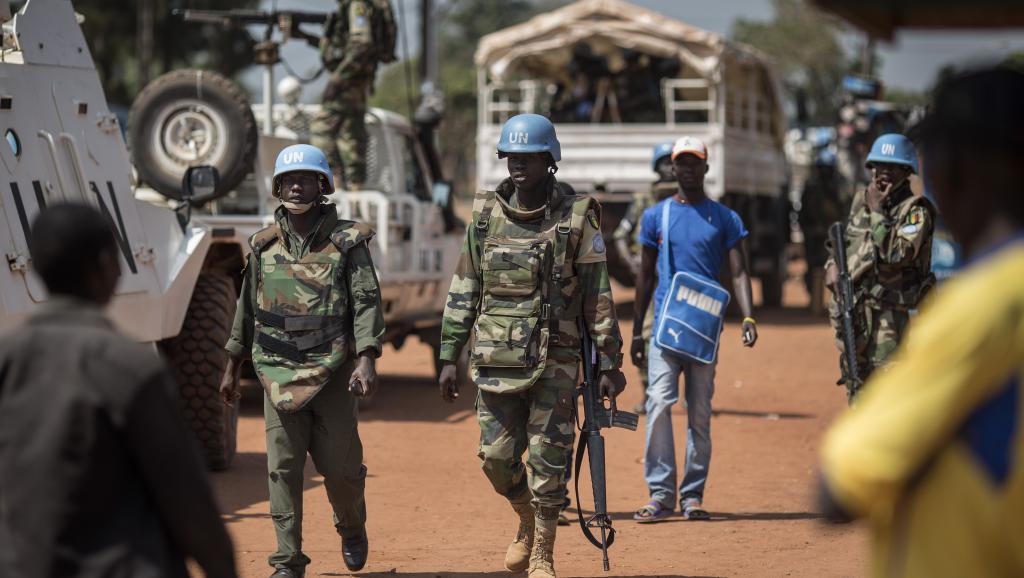 RCA: des policiers pris en otage à Bangui