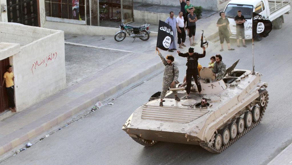 Syrie: des revers pour l'armée régulière face au groupe Etat islamique
