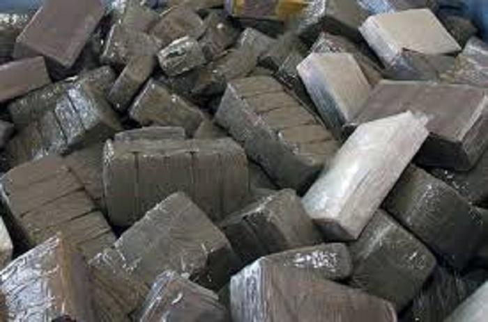 Dakar : Près de 22O kg de drogue saisis à keur Massar par la Police