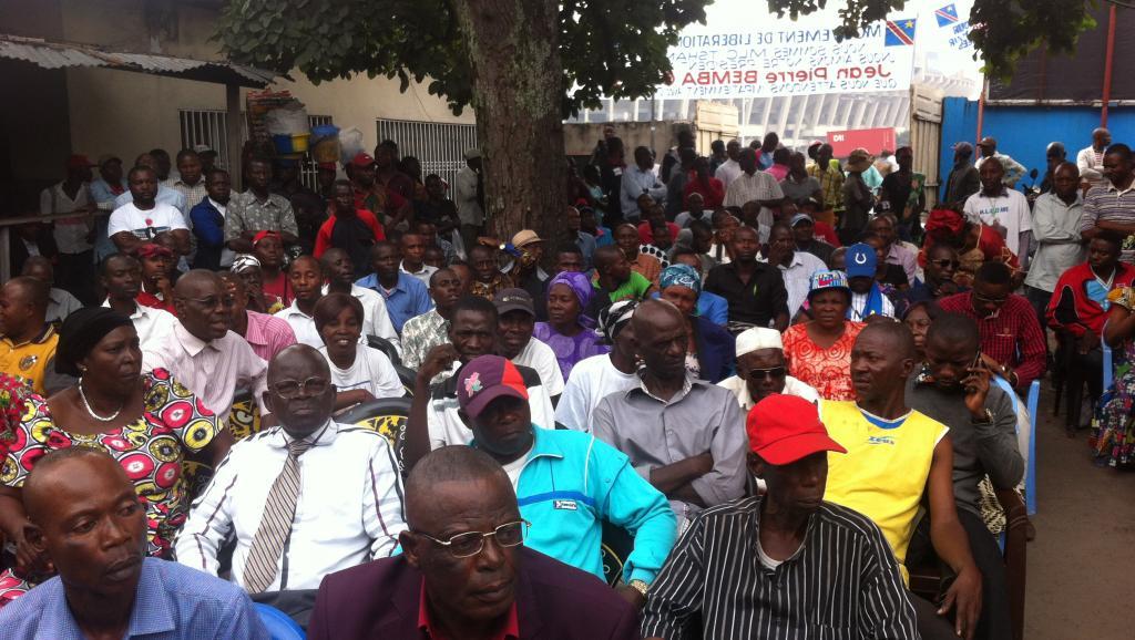 Les partisans de Jean-Pierre Bemba dénoncent un verdict injuste