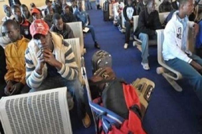 Etats Unis : 40 Sénégalais attendent leur expulsion.