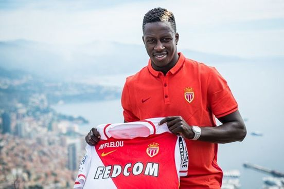 Benjamin Mendy officiellement engagé à l'AS Monaco
