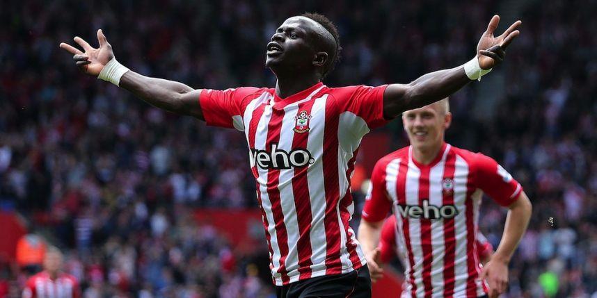 Sadio Mané à Liverpool pour 25 milliards