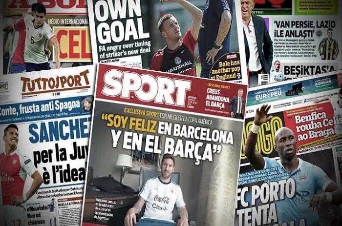 La condition de Neymar pour rester au Barça, la nouvelle priorité offensive d'Arsenal