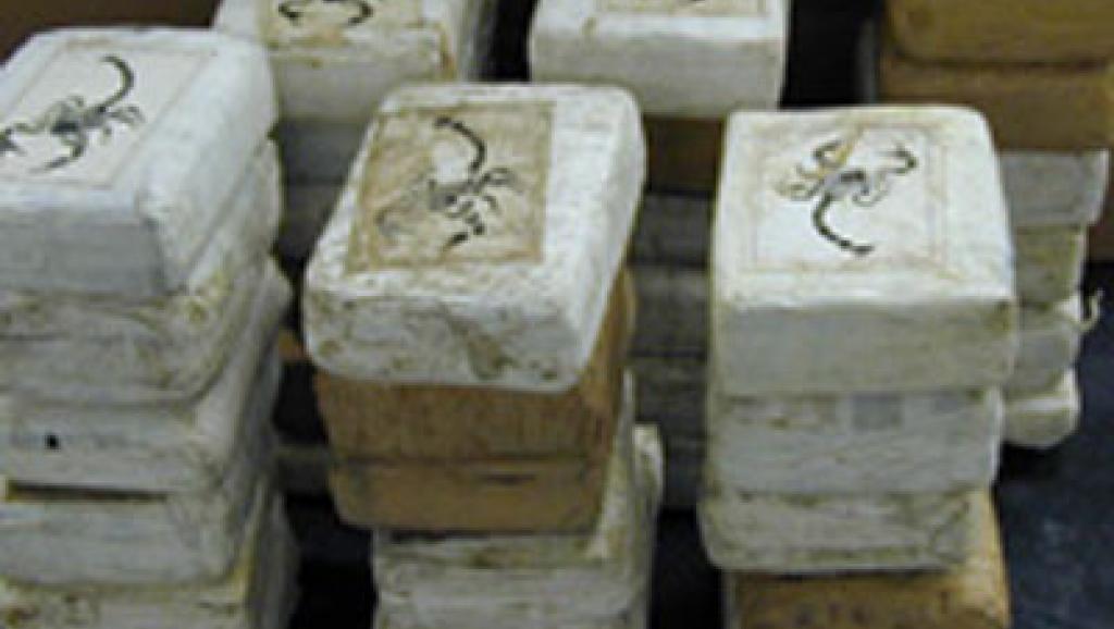 Lutte contre le trafic de drogues: l'Afrique devient un pôle de consommation