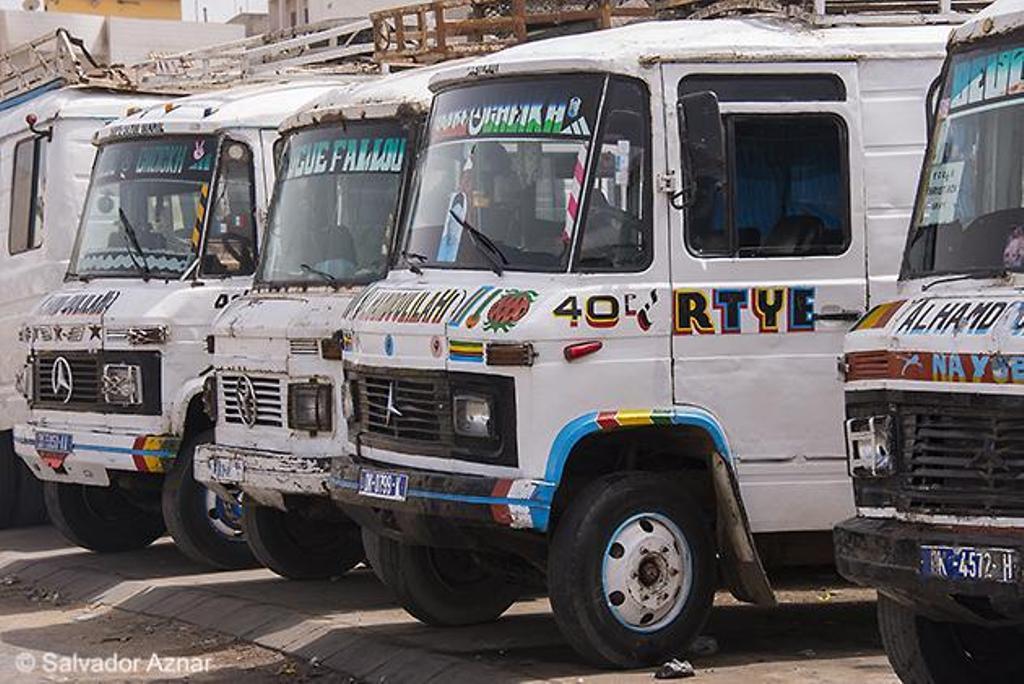 """Les chauffeurs de car """"Ndiaga Ndiaye"""" réclament la tête de leur ministre de tutelle"""