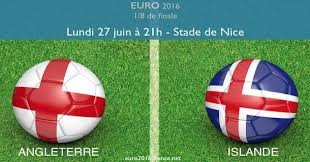 Euro : Angleterre-Islande, les compos probables