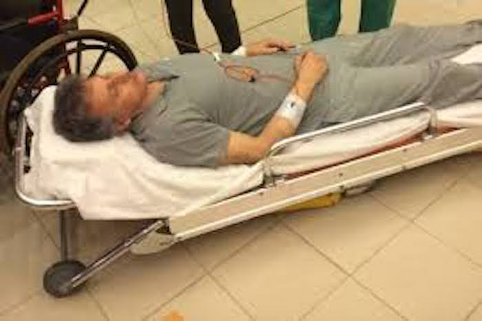 La grâce réussit à Bibo Bourgi qui sort de l'hôpital