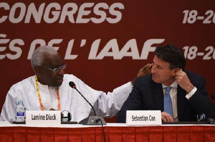 IAAF : l'entrée de Sebastien Coe au Comité exécutif du Cio reportée en 2017