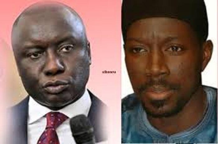 Idrissa  Echecs : «Ku woddoo lamin, boo noppé, rafflé !»