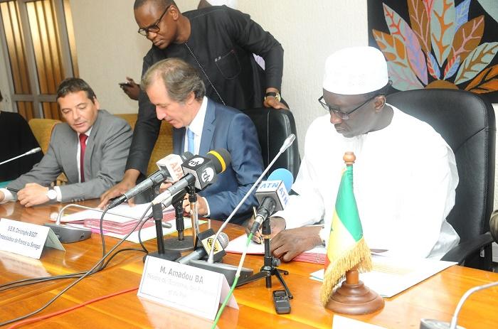 Interconnexion électrique avec les pays de l'Omvg : le Sénégal reçoit 26 milliards de l'Afd