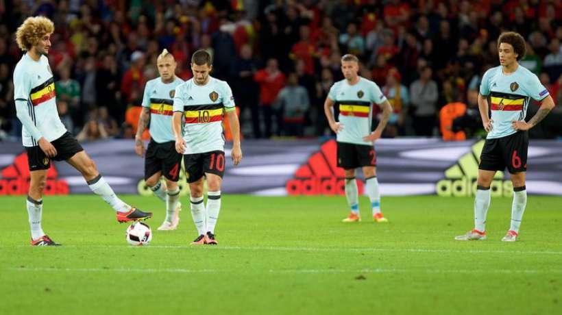 Euro : les langues se délient en équipe de Belgique