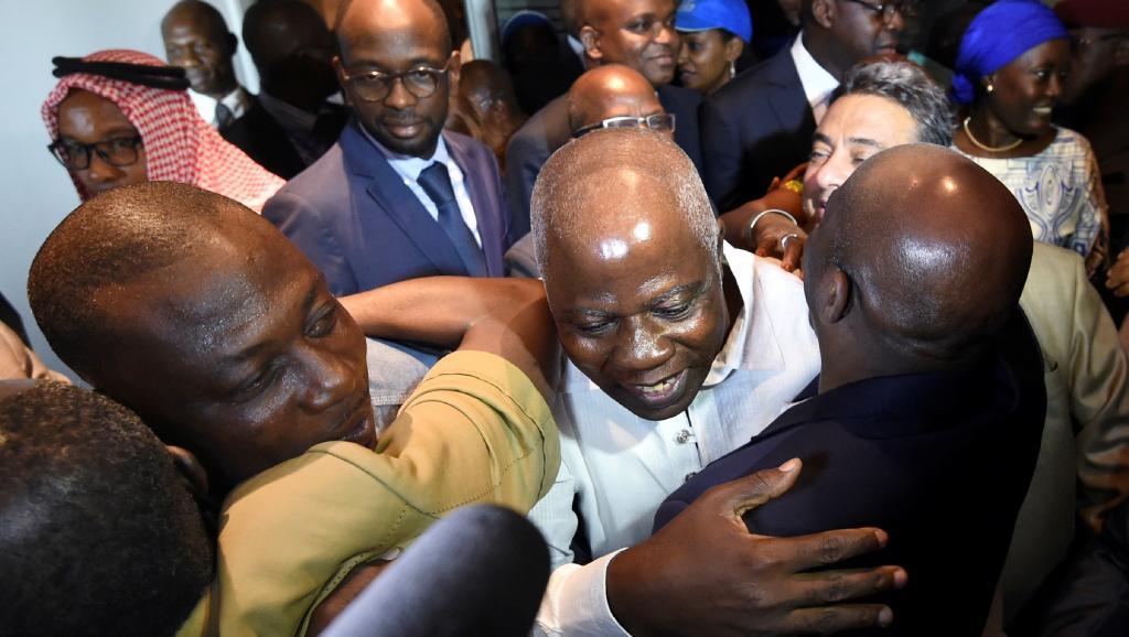 Côte d'Ivoire: les dessous du retour d'exil de quatre anciens proches de Gbagbo