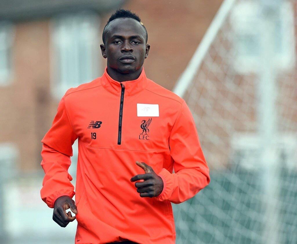 Liverpool : Premier galop d'entraînement de Sadio Mané