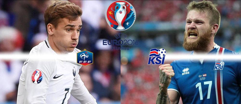 Euro 2016 : France-Islande, en direct