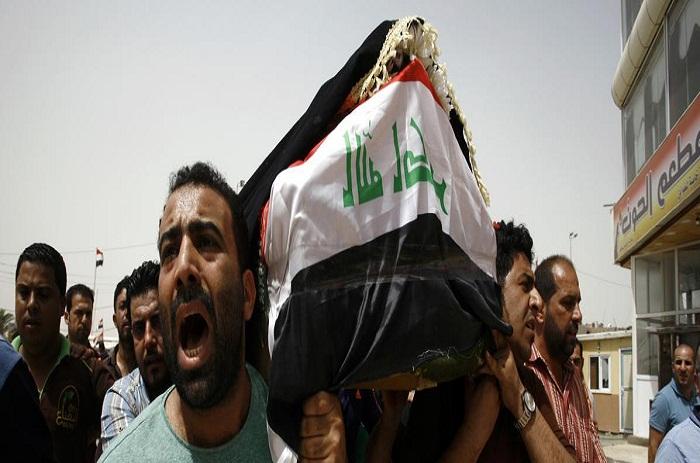 Irak : plus de 200 morts à Bagdad après l'attentat revendiqué par l'Etat islamique