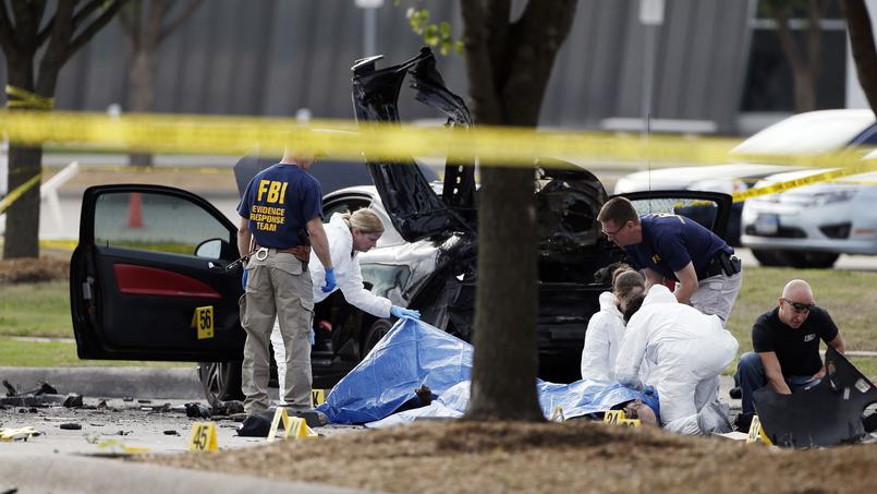 """Cinq policiers tués pendant un rassemblement à Dallas, un des tireurs """"neutralisé"""""""