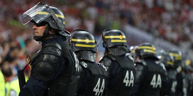 Important déploiement policier pour la finale de l'Euro