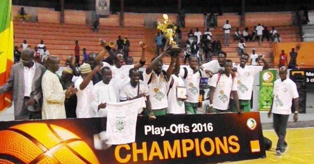 Basket-Finale plays offs masculin : La Douane sacrée championne