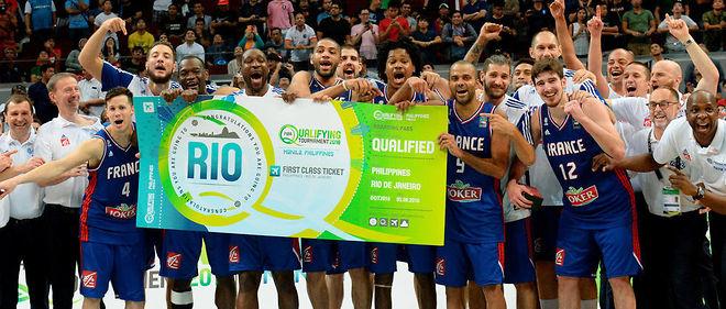 Basket TQO messieurs : la France se qualifie pour les Jeux olympiques en battant le Canada 83 à 74 en finale