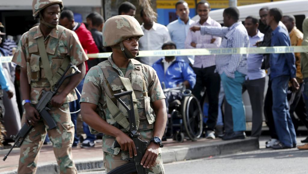 L'Afrique du Sud confrontée au risque terroriste