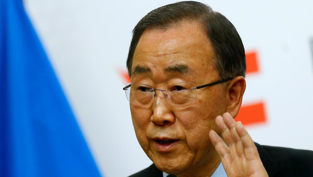 Violences au Soudan du Sud: Ban Ki-moon exige des mesures fortes