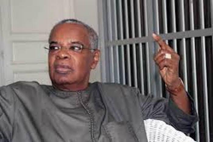 «Liberté et responsabilité» - Les précisions de Oumar Seck de l'URD: «Djibo KA n'est pas au courant…»