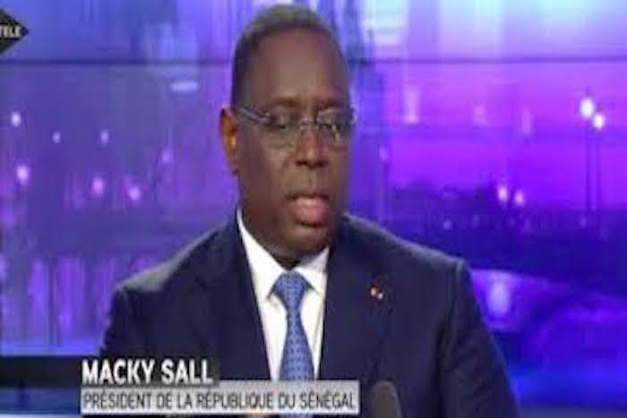 Attentat  de Nice en France : le Président Macky Sall présente ses condoléances au peuple français