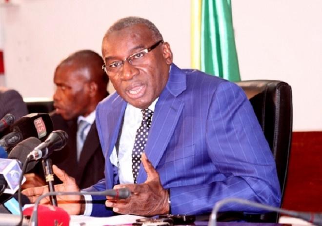 Retrait de l'exécutif : Me Sidiki Kaba répond à l'UMS et convoque la Constitution