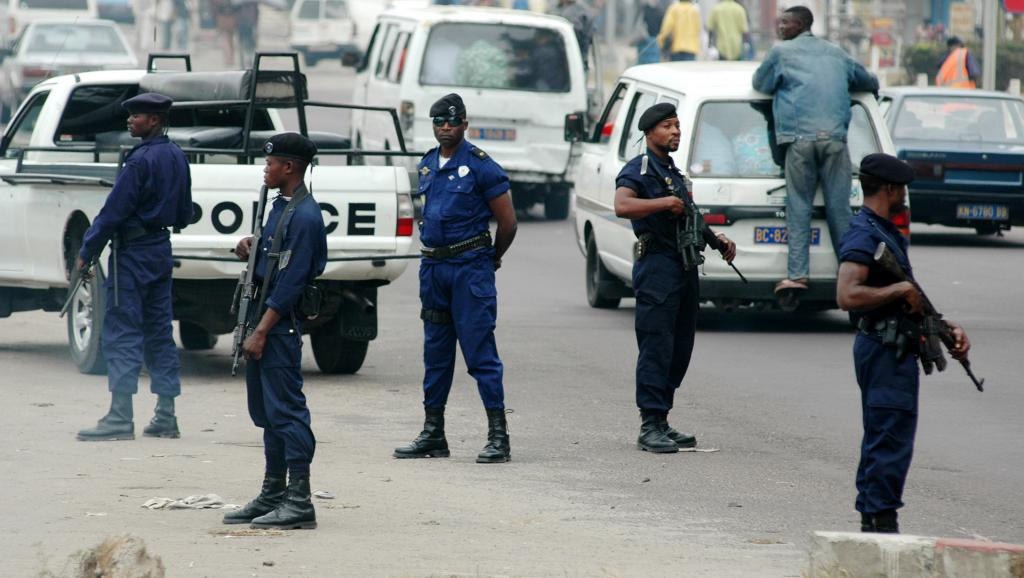 RDC: 31 criminels présumés présentés lors d'une parade