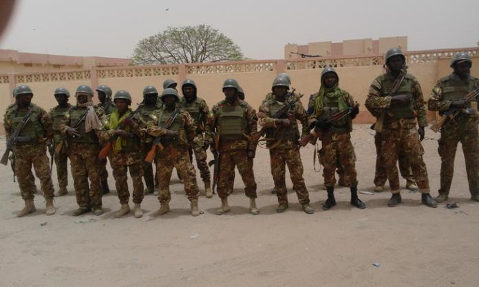 URGENT – Mali : Des hommes armés ont attaqué le camp militaire de Nampala