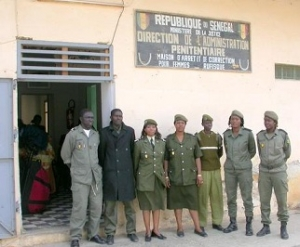 Conseil inter-ministériel à Rufisque : Sidiki kaba rend visite à la direction de l'administration pénitentiaire