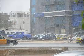 Première pluie: Dakar à peine arrosée