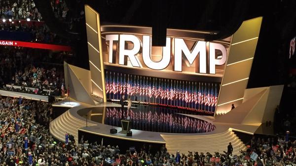 Pour son discours d'investiture, Trump promet «le retour à la sécurité»