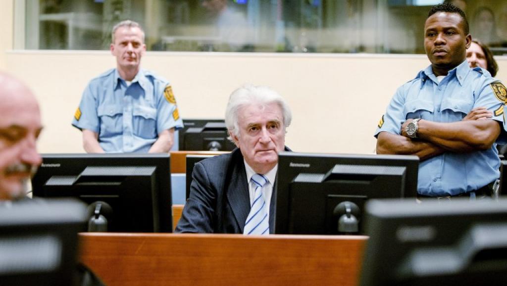 L'ex-chef des Serbes de Bosnie Radovan Karadzic fait appel de sa condamnation