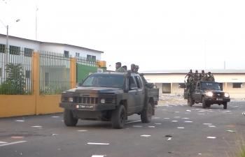 Centre ivoirien: deux jours après les pillages, l'armée se déploie dans les rues de Bouaké