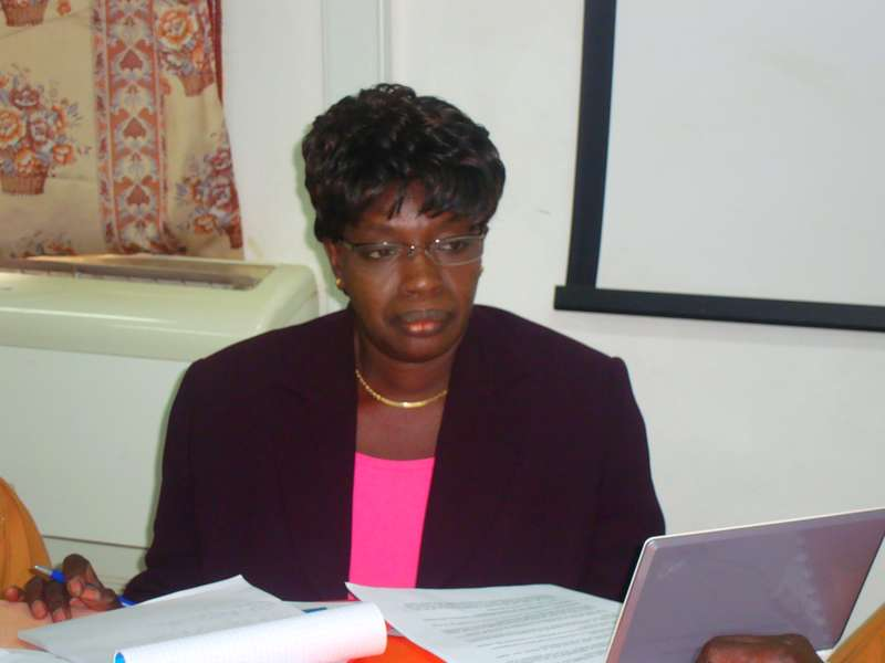 Urgent - OFNAC Seynabou Ndiaye Diakhaté remplace Nafi Ngom Keita