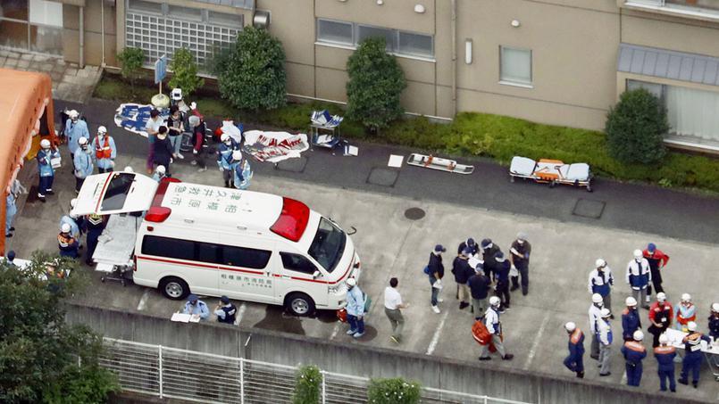 Japon: au moins 15 morts dans une attaque au couteau dans un centre pour handicapés