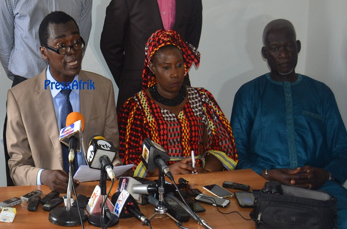 SYTJUST - «Aujourd'hui, il n'y a pas de justice au Sénégal parce que…», Me El Hadji Aya Boun Malick Diop
