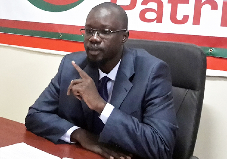 Suspension de monsieur Ousmane Sonko:Non à la persécution !
