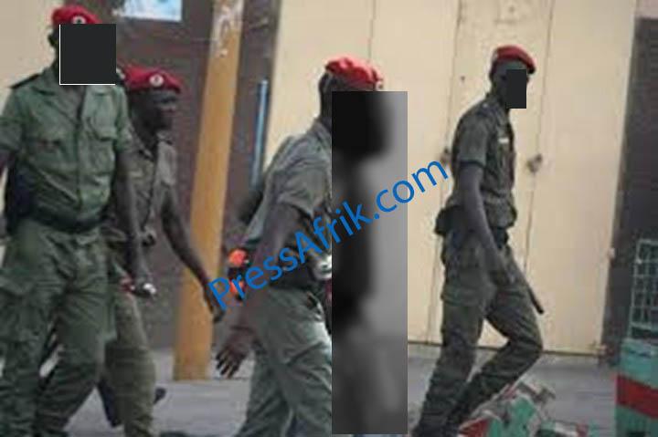 Affaire du policier ripou : Sokhna Nd. et Aida Nd. clairement identifiées par l'agent A. Diallo