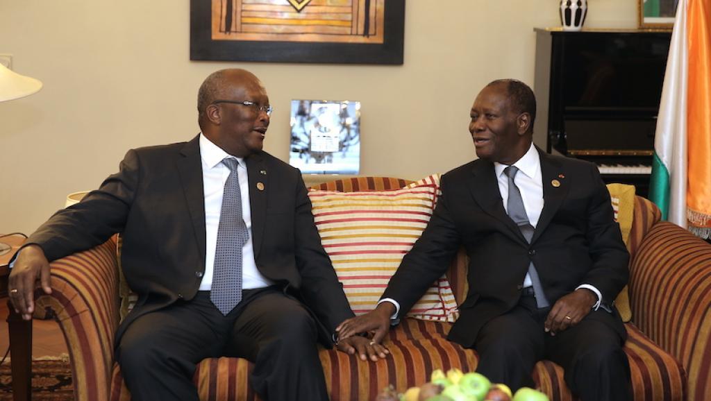 Burkina Faso-Côte d'Ivoire: la nécessaire réconciliation