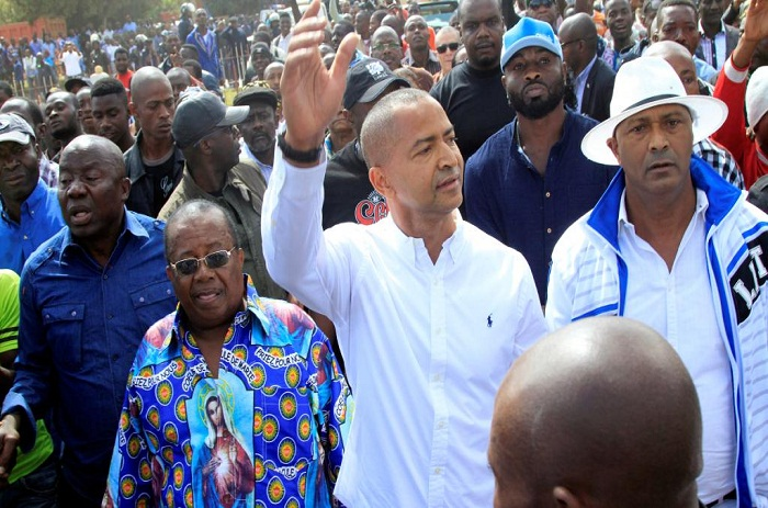 RDC: une juge dénonce des pressions lors d'un jugement contre Katumbi