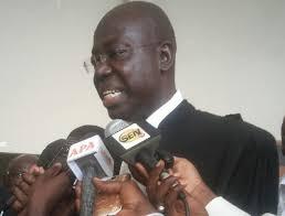 CAE : Me Ibrahima Diawara explique l'absence d'Hissein Habré à l'audience