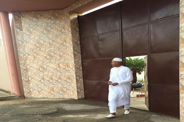 Moise Rampino libéré en catimini comme son ami Karim (photos)