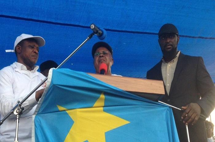 RDC: premier meeting pour Tshisekedi depuis 2011
