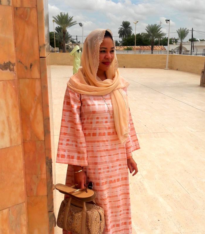 """Touba : Léna Sène à Serigne Bass Abdou Khadre: """"Je me confie à vous..."""""""